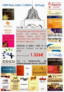 Mercat Solidari 2014-2015