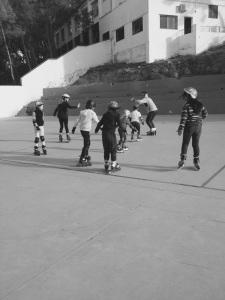 Grup de patinaje