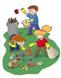 imagenes-de-cuidar-el-ambiente-reciclando
