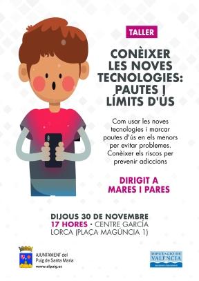 CONÉIXER LES NOVES TECNOLOGIES_val