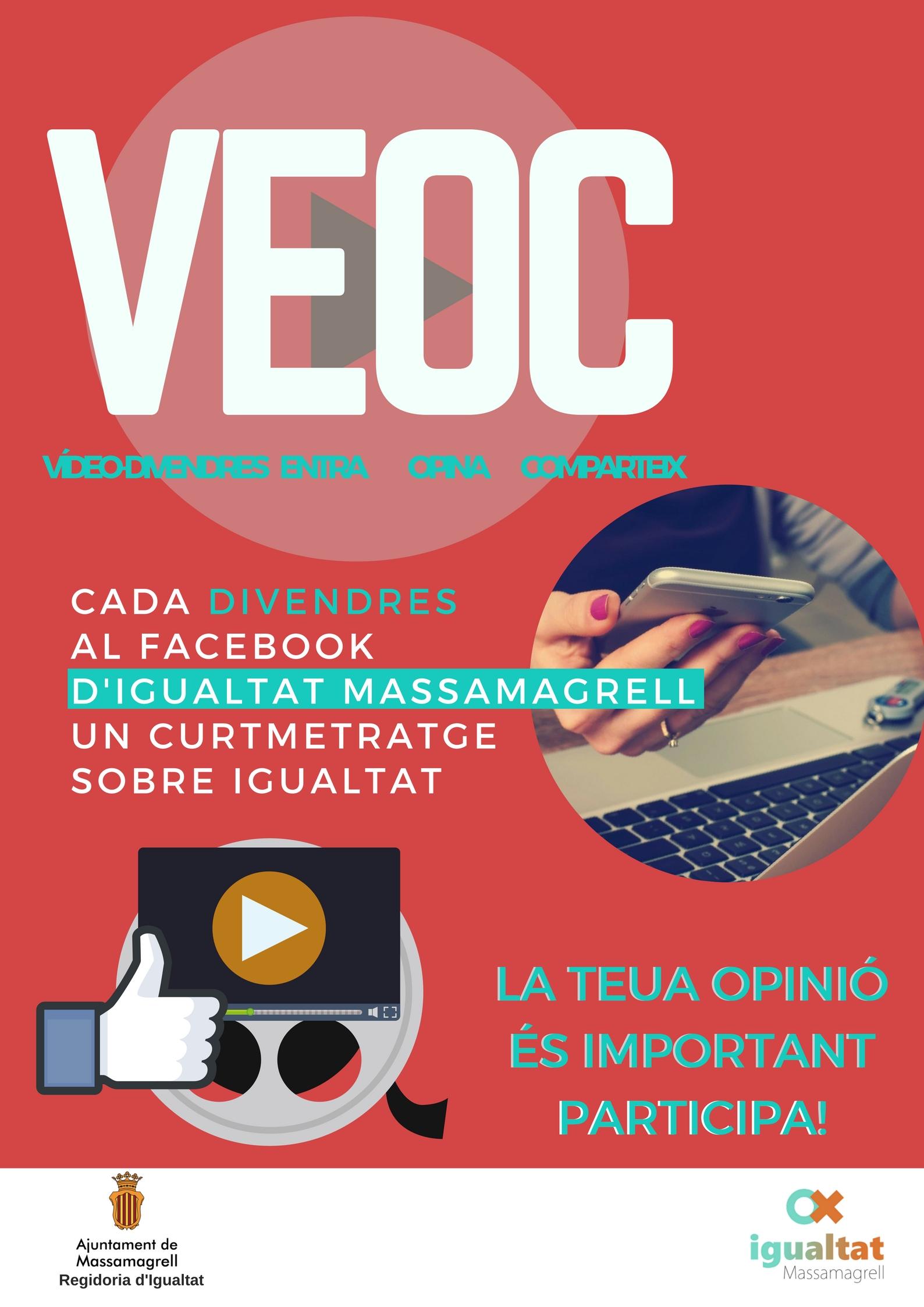 Cartel Información Proyecto VEOC Massamagrell - VAL.